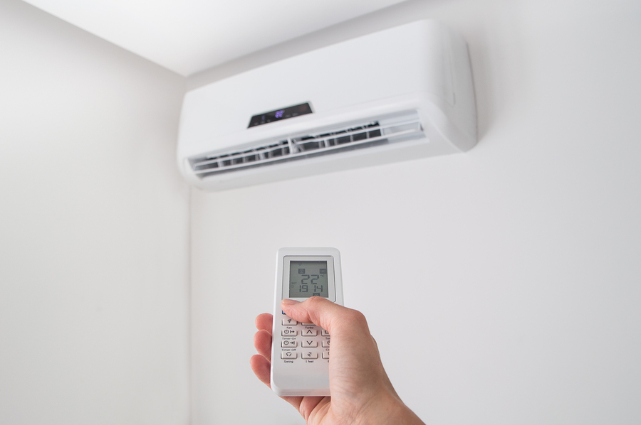 Mini-Split Heat Pump Indoor Unit